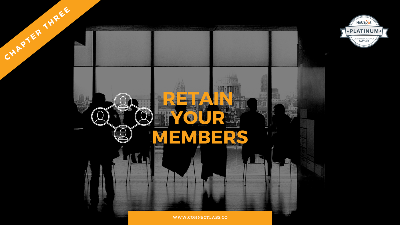 retain your members new