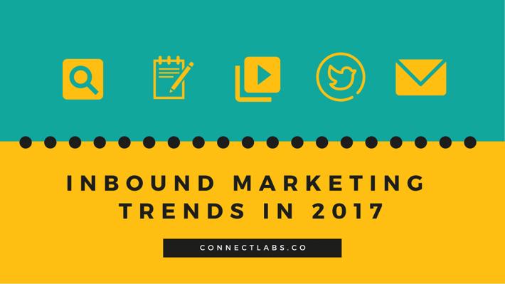 Inbound marketing trends in 2017